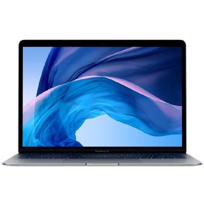 "Ноутбук Apple MacBook Air 13"" Dual-Core i5 1,6 ГГц, 8 ГБ, 256 ГБ SSD (серый космос) MRE92"