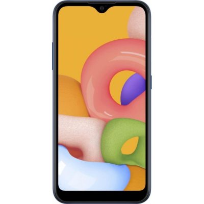 Смартфон Samsung Galaxy M01 3/32GB (синий)