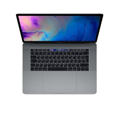 "Ноутбук Apple MacBook Pro 15"" Touch Bar MR932 (серый космос)"