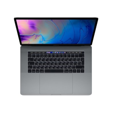 "Ноутбук Apple MacBook Pro 15"" Touch Bar MR942 (серый космос)"