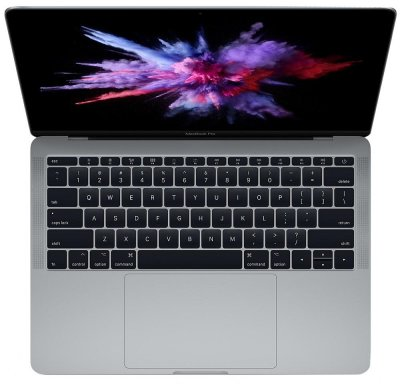 "Ноутбук Apple MacBook Pro 13"" MPXQ2 (серый космос)"