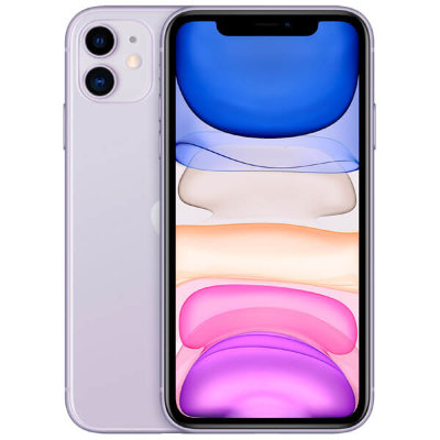 Смартфон Apple iPhone 11 256GB пурпурный