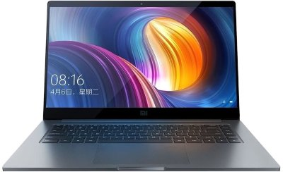 Ноутбук Xiaomi Mi Notebook Pro 15.6 Enhanced Edition 2019 Core i7 10510U 16/1024GB SSD NVIDIA GeForce MX 250 (серый)