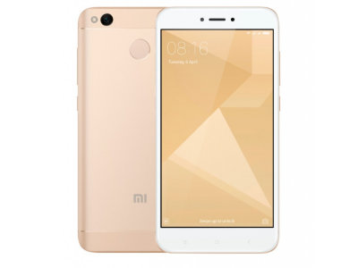 Смартфон Xiaomi Redmi Note 4X  4/64GB (золотистый)
