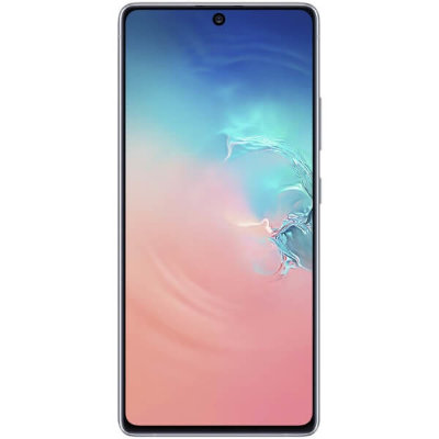 Смартфон Samsung Galaxy S10 Lite 6/128GB белый