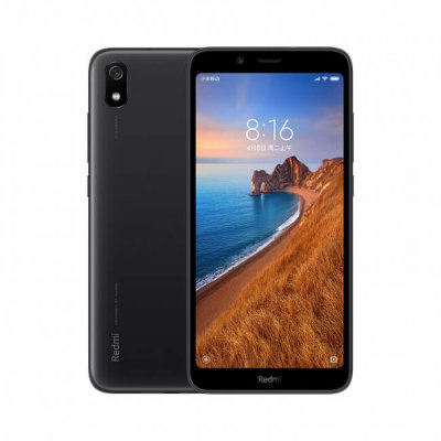 Смартфон Xiaomi Redmi 7A 2/16GB (черный)