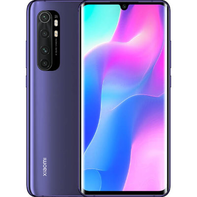 Смартфон Xiaomi Mi Note 10 Lite 8/128GB (фиолетовый)