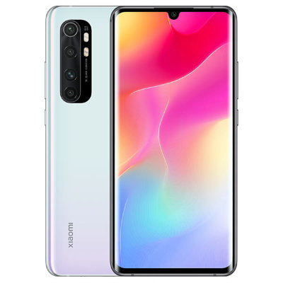 Смартфон Xiaomi Mi Note 10 Lite 8/128GB (белый)