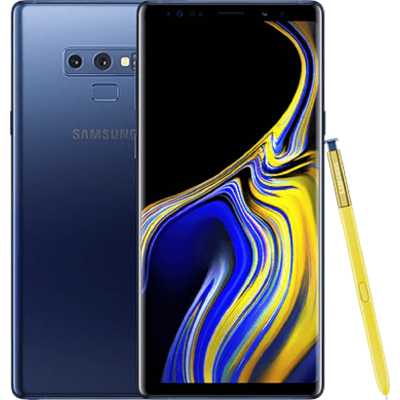 Смартфон Samsung Galaxy Note 9 512GB (индиго)