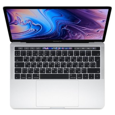 "Ноутбук Apple MacBook Pro 13"" Touch Bar MR9V2 (серебристый)"