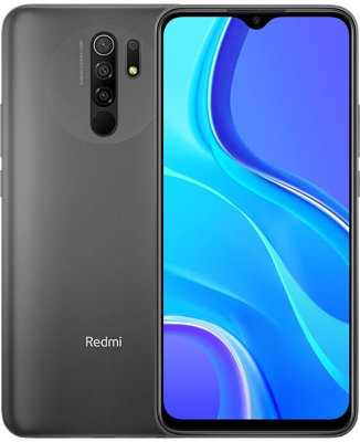 Смартфон Xiaomi Redmi 9 4/64GB (серый)