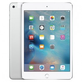Планшет Apple iPad Mini 4 64GB LTE (серебристый)