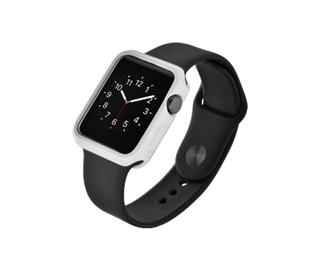 Чехол для Apple Watch 38/40мм (белый)