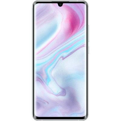 Смартфон Xiaomi Mi Note 10 6/128 GB (белый) Global Version