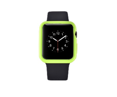 Чехол для Apple Watch 38/40мм (зеленый)