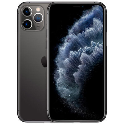 Смартфон Apple iPhone 11 Pro Max 64GB серый космос