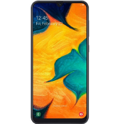 Смартфон Samsung Galaxy A30 3/32GB (черный)