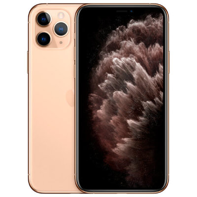 Смартфон Apple iPhone 11 Pro Max 64GB золотой