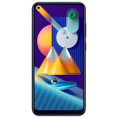 Смартфон Samsung Galaxy M11 3/32GB (черный)