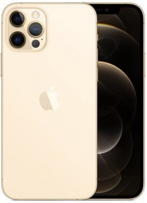 Apple iPhone 12 Pro 128GB (золотой)