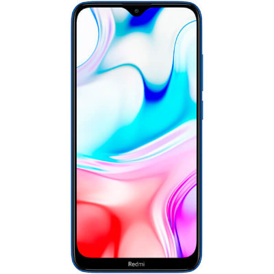 Смартфон Xiaomi Redmi 8 4/64 GB (синий сапфир) Global Version