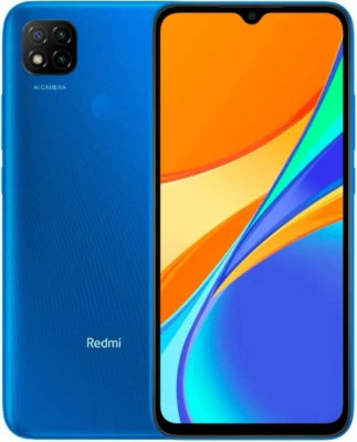 Смартфон Xiaomi Redmi 9C 2/32GB (синий)