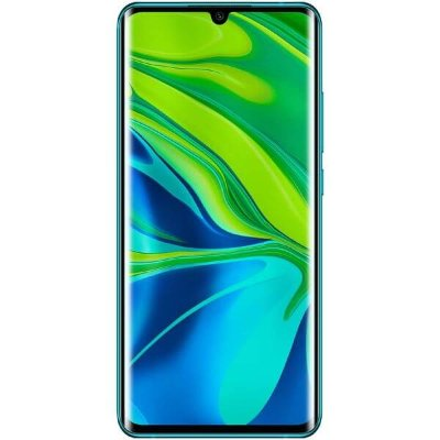 Смартфон Xiaomi Mi Note 10 6/128 GB (зеленый) Global Version