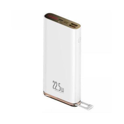 Аккумулятор Baseus starlight digital display quick charg power bank