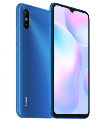 Смартфон Xiaomi Redmi 9A 2/32GB (синий)