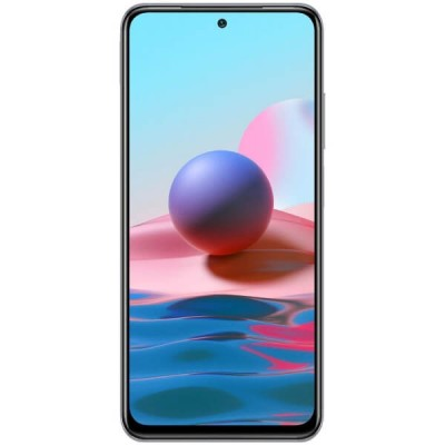 Смартфон Xiaomi Redmi Note 10 4/128GB (белый)