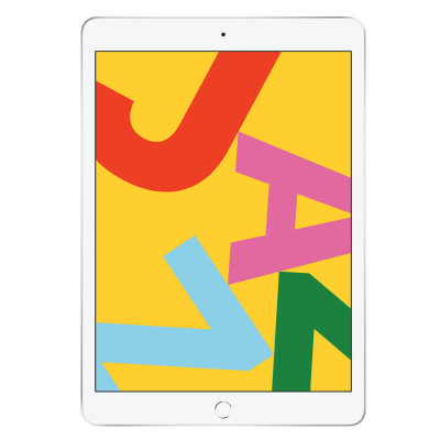 Планшет Apple iPad 10.2 Wi-Fi 128Gb (2019) Silver (серебристый)