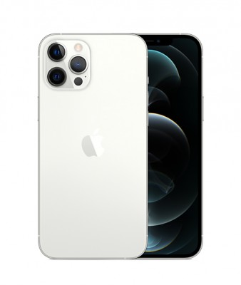 Apple iPhone 12 Pro Max 128GB (серебристый)