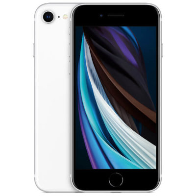 Смартфон Apple iPhone SE 2020 128GB (белый)