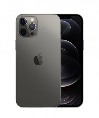 Apple iPhone 12 Pro Max 256GB (графитовый)