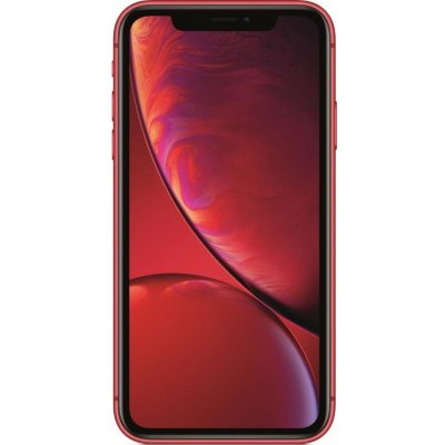 Смартфон Apple iPhone XR 64GB (красный)
