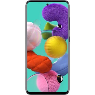 Смартфон Samsung Galaxy A51 6/128GB черный