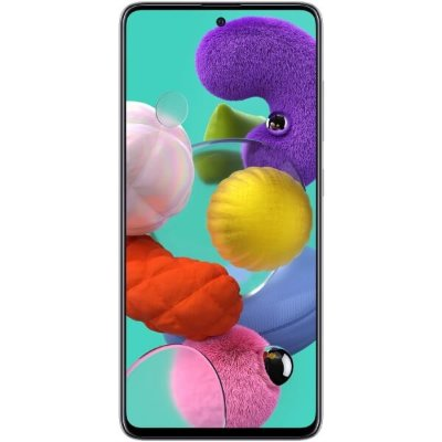 Смартфон Samsung Galaxy A51 6/128GB белый