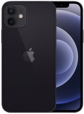 Apple iPhone 12 mini 64GB (черный)