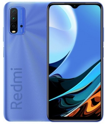 Смартфон Xiaomi Redmi 9T 4/64GB (синий)
