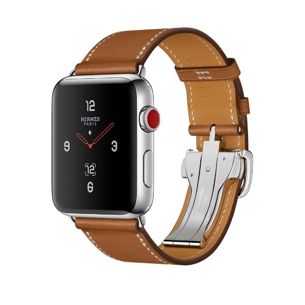 Умные часы Apple Watch HERMES+ 42mm GPS + CELLULAR