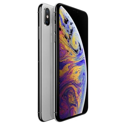 Смартфон Apple iPhone XS Max 64 GB (серебристый)