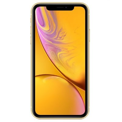 Смартфон Apple iPhone XR 256GB (желтый)