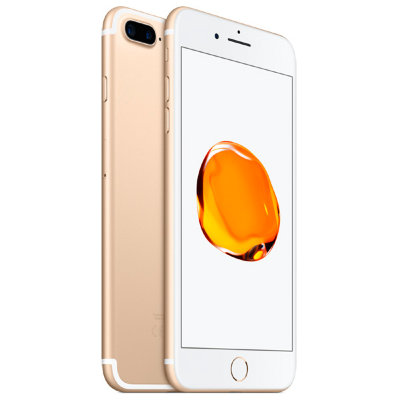 Смартфон Apple iPhone 7 Plus 128GB (золотистый)