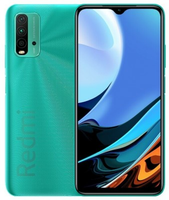 Смартфон Xiaomi Redmi 9T 6/128GB (зеленый)