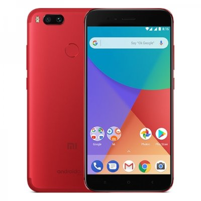 Смартфон Xiaomi Mi A1 64GB Special Edition Red (красный)
