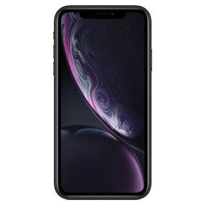 Смартфон Apple iPhone XR 64GB (черный)