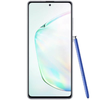 Смартфон Samsung Galaxy Note 10 Lite 6/128GB белый