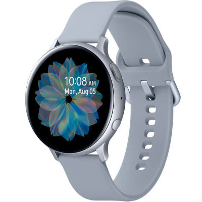 Смарт-часы Galaxy Watch Active 2 40 серебристый