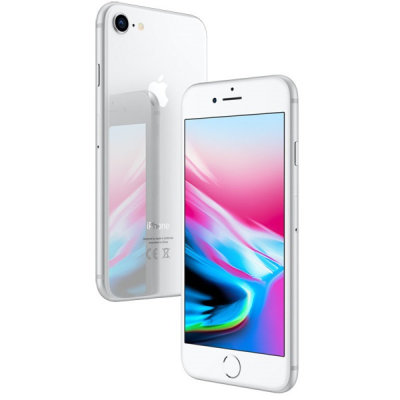 Смартфон Apple iPhone 8 128GB (серебристый)