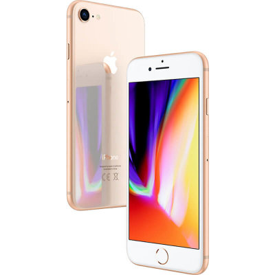 Смартфон Apple iPhone 8 128GB (золотистый)